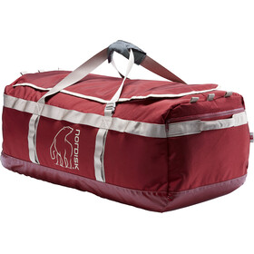 Nordisk Skara Gear Bag L 100l, burnt red